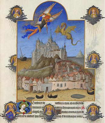 St  Michel au péril de la mer