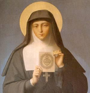 Ste Marguerite-Marie
