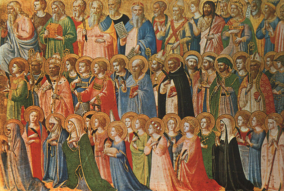 Saints (Fra Angelico)