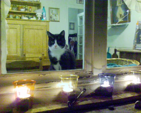 8 décembre au soir: Lully aux lampions