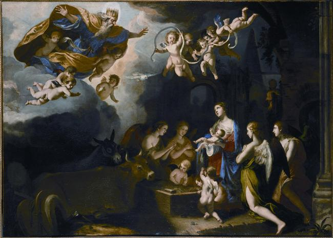 l'Adoration des Anges