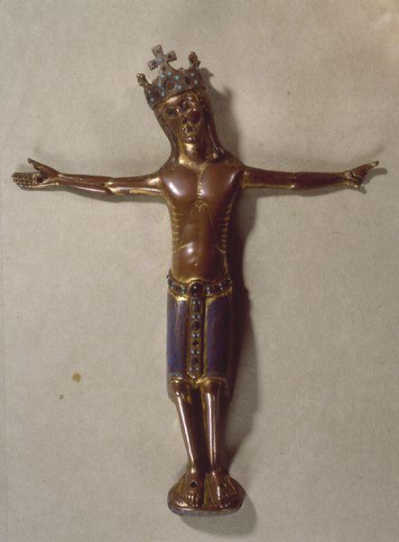 Crucifix conservé au Musée du Moyen-Age