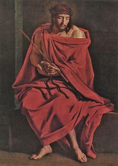 Ecce Homo par Philippe de Champaigne