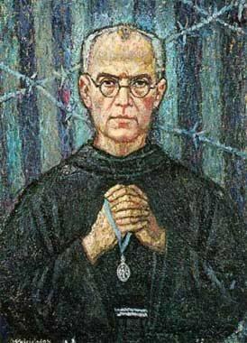 Saint Maximilien-Marie Kolbe