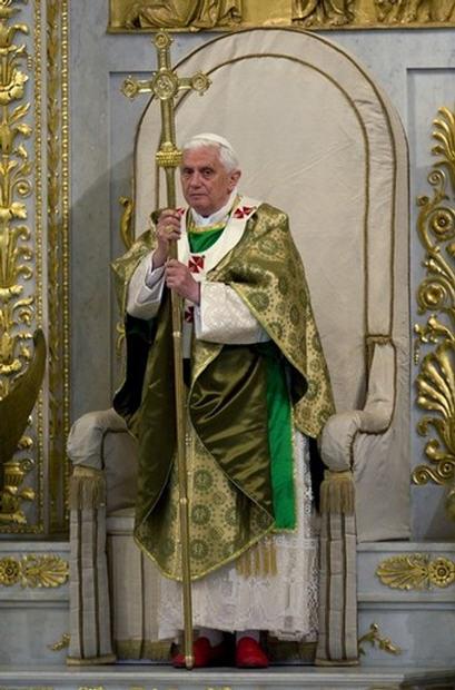Messe d'ouverture du Synode, dimanche 5 octobre 2008