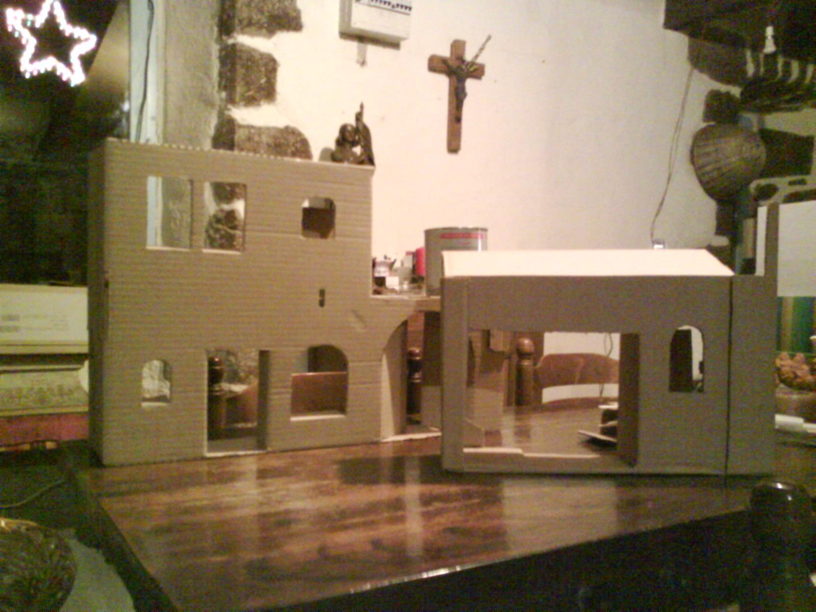2008 69 o lully vous adresse ses voeux pour no l 2008 et - Fabriquer une cheminee en carton pour noel ...