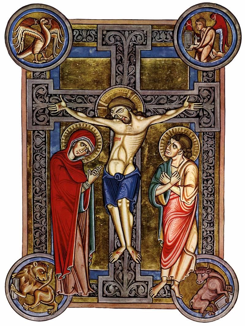 La compassion de Notre-Dame (enluminure)