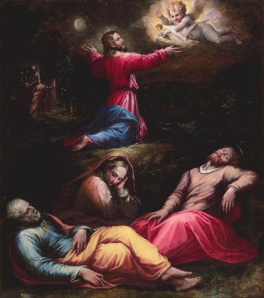 L'Agonie de Notre-Seigneur à Gethsémani