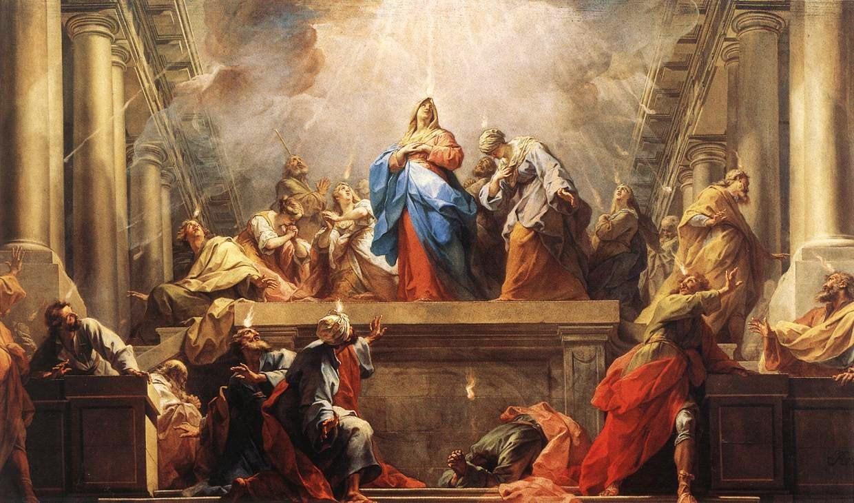 Jean Restout (1692-1768) : la Pentecôte.