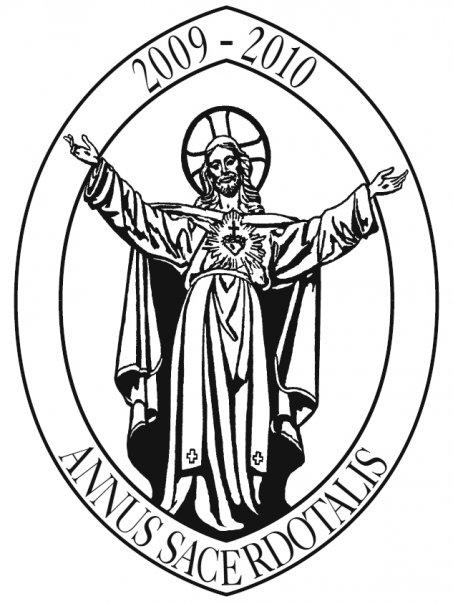 Année sacerdotale 2009-2010