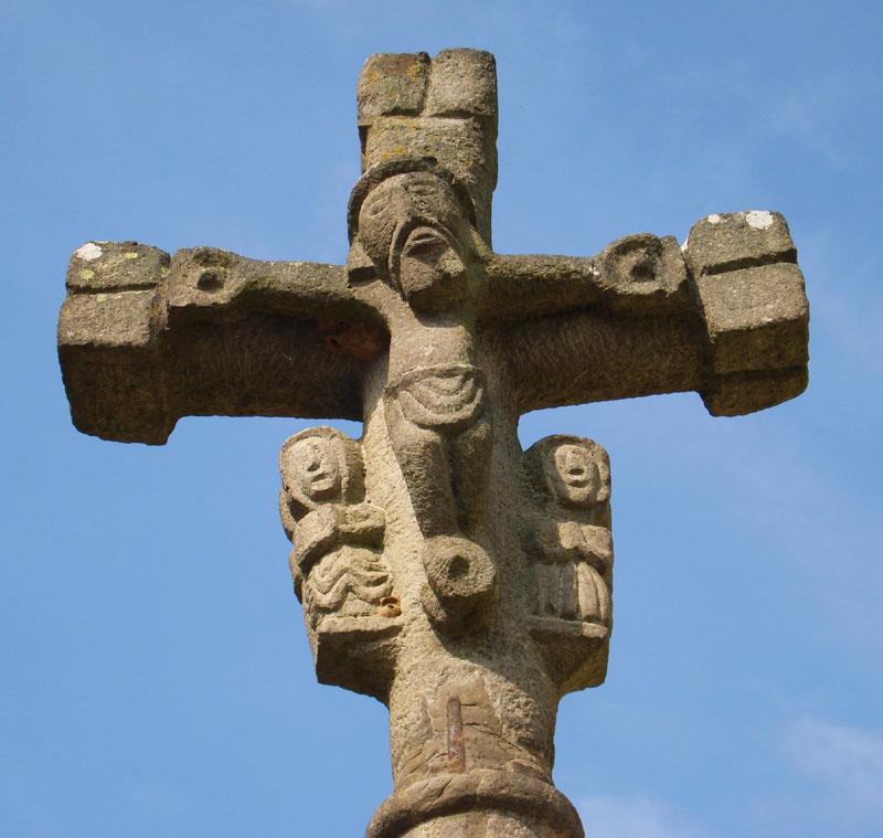 Saint-Martin de Valamas (07310) Croix médiévale