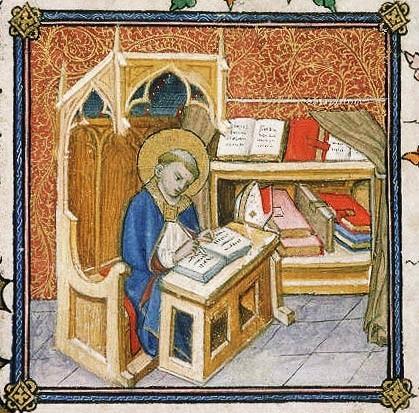 2013-5. Dieu se sert de l'iniquité pour exercer et faire avancer les saints. dans Lectures & relectures staugustinenluminure