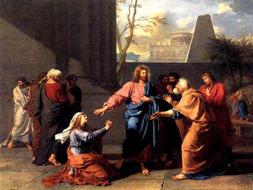 2010-9. La prière de la Chananéenne, modèle d'humilité, de confiance et de persévérance. dans De liturgia a3631