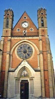 Basilique Notre-Dame de l'Osier
