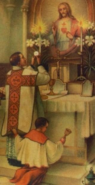 Le sacerdoce, c'est l'amour du Coeur de Jésus