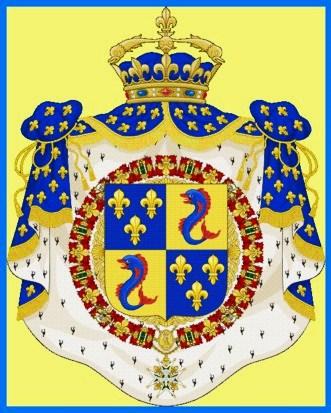 Armes de Monseigneur le Dauphin