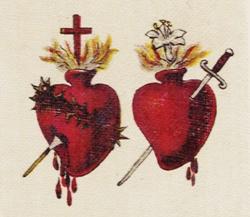 Sacrés Coeurs de Jésus et Marie
