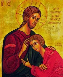 Tendre confiance envers le Coeur de Jésus