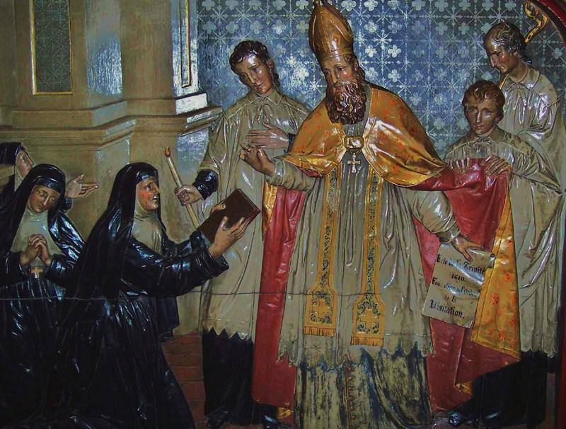 Saint François de Sales et les premières Mères de la Visitation