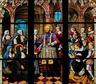 Saint François de Sales fondateur de l'Ordre de la Visitation