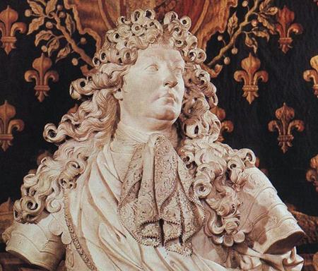 Buste de Louis XIV - Le Bernin