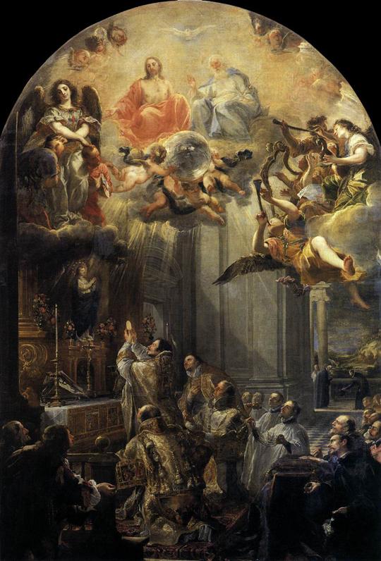 La Sainte Messe catholique dans sa liturgie classique