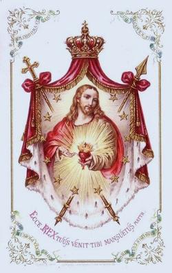 roicopie concile Vatican II dans Vexilla Regis