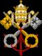 Tiare et clefs de Saint Pierre