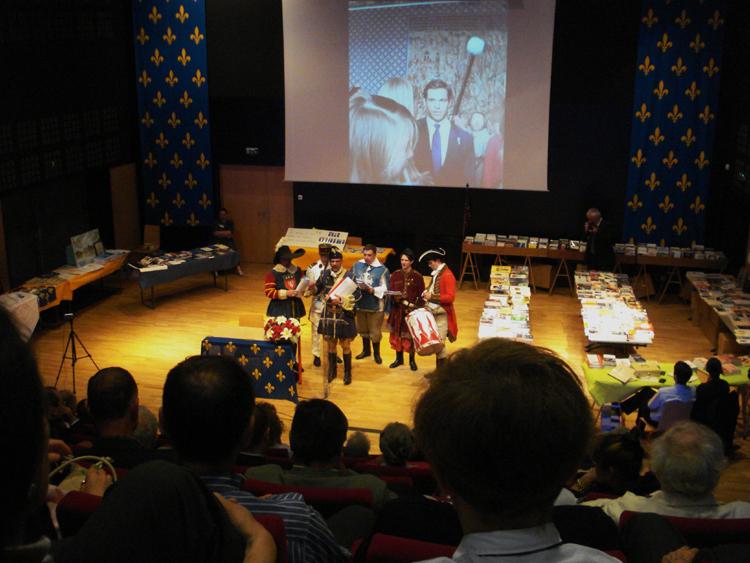 Samedi 28 mai 2011 - Fête catholique et légitimiste (Bourg en Bresse)