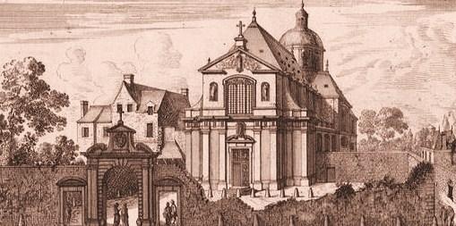 Eglise Saint Joseph du couvent des Carmes rue de Vaugirard - Paris