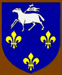 Armoiries de la Chartreuse de Bonnefoy (Vivarais)