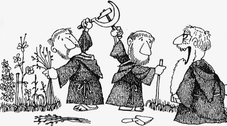 pénétration communiste dans l'Eglise