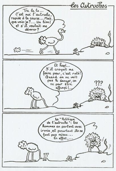 2011-87. Les autruches. dans Bandes dessinées lesautruches1