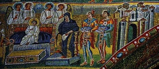 arch-mosaic-group-c-paradox Saint François d'Assise