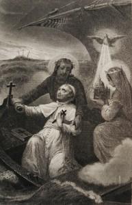 Prière pour l'Eglise et pour le Souverain Pontife par l'intercession du Bienheureux Pie IX. dans De liturgia DSC09776-2-193x300