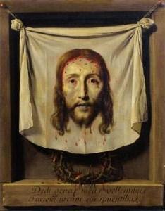 Philippe de Champaigne : Sainte Face