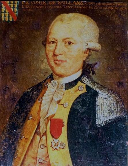 3-Saillans comte de Saillans