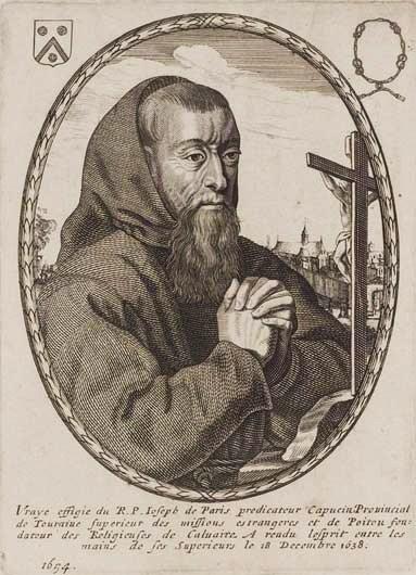 Le Révérend Père Joseph de Paris (né François Leclerc du Tremblay)