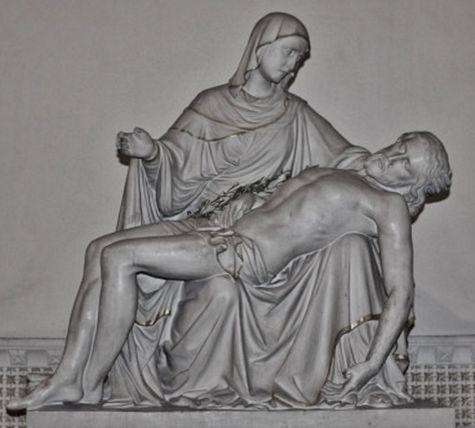 Piéta Ste perpétue Nîmes