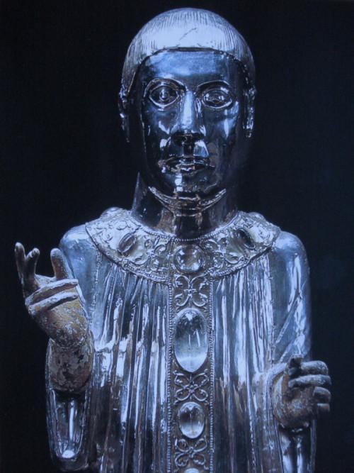 Buste-reliquaire de Saint Théofrède