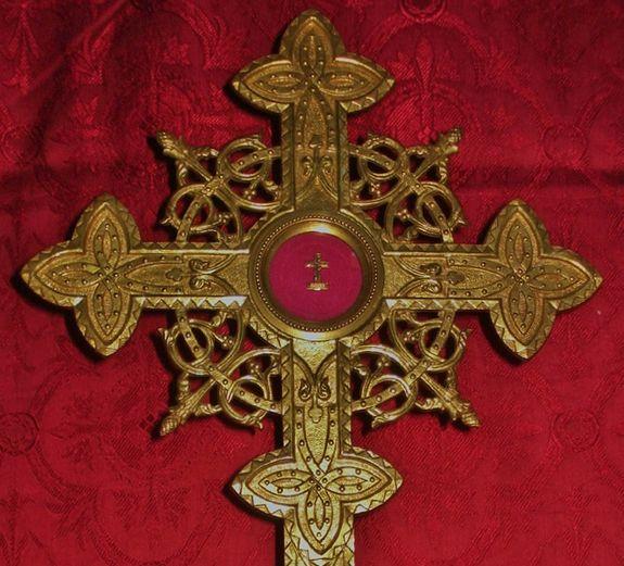 Relique de la Sainte Croix