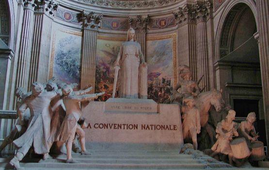 Autel de la Convention nationale