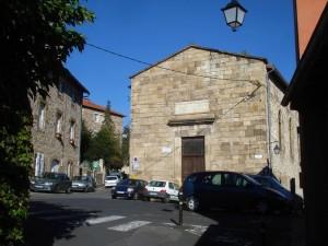 Chapelle de la Visitation 17e s. tribunal révolutionnaire - Le Puy