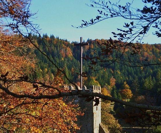 Chartreuse de Bonnefoy - tour clocher