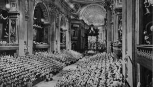 ouverture vatican II