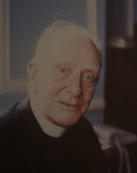 abbé Bryan Houghton