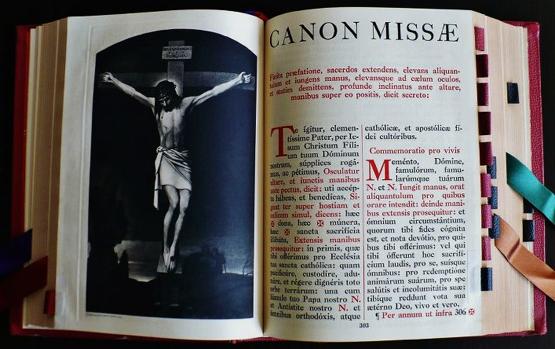 2012-79. 13 novembre 1962 : la mention de Saint Joseph est rajoutée au canon de la Messe. dans De liturgia canon-missae-1962