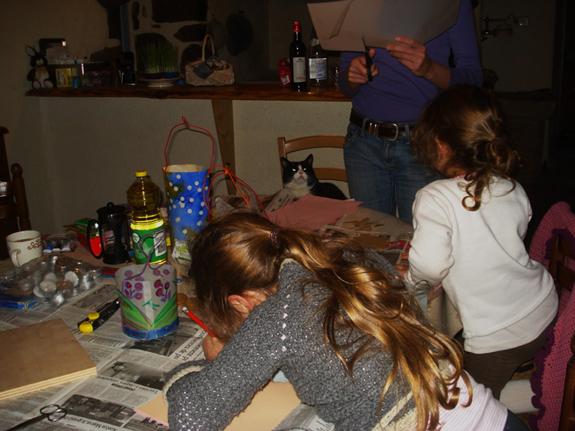 lully-atelier-lanternes décembre 2012