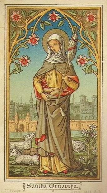 sainte-genevieve Sainte Geneviève