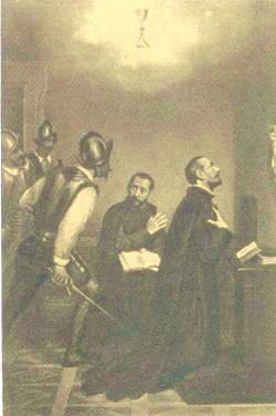 arrestation-martyrs-daubenas Guillaume Saultemouche